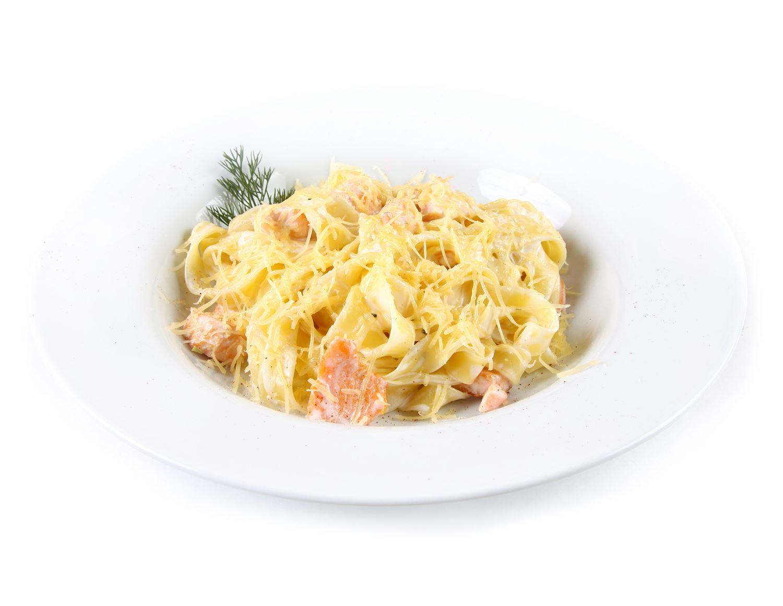 Паста с тунцом в сливочном соусе рецепт пошагово